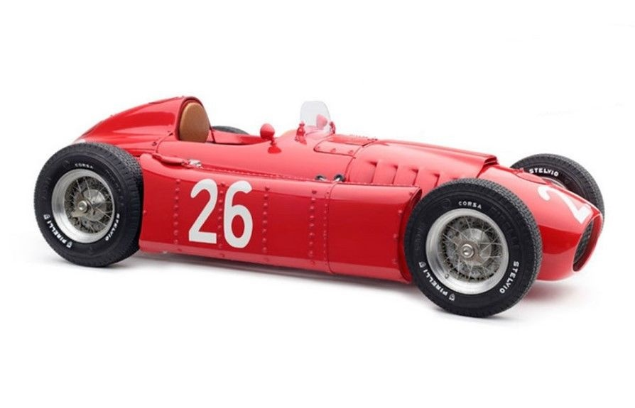CMC Lancia D50, 1955, GP Monaco #1 Alberto Ascari