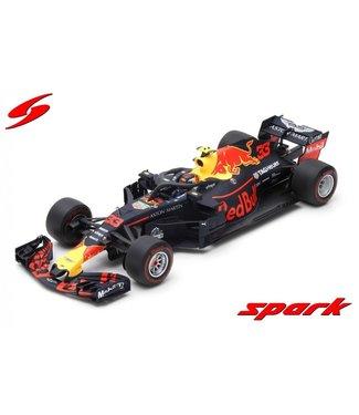 Spark Verstappen Mexico 2018 1:18