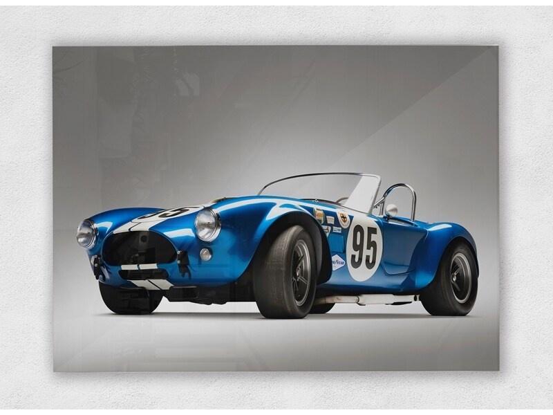 AC Cobra Legend op plexiglas