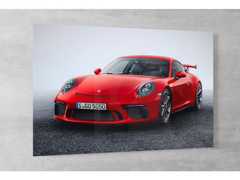Porsche 911 GT3 - 2018