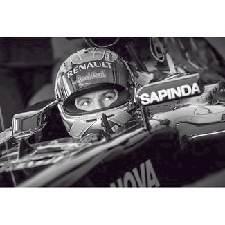 Max Verstappen Red Bull HD print op plexiglas