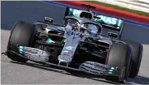 Hamilton schrijft GP Rusland voor vierde keer op naam