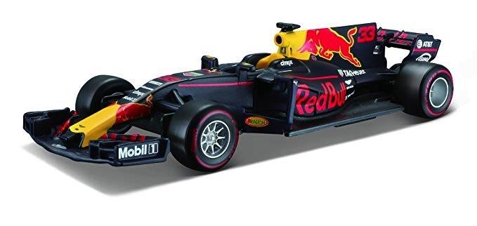 Bburago Max Verstappen Red Bull 1:32 RB13 2017