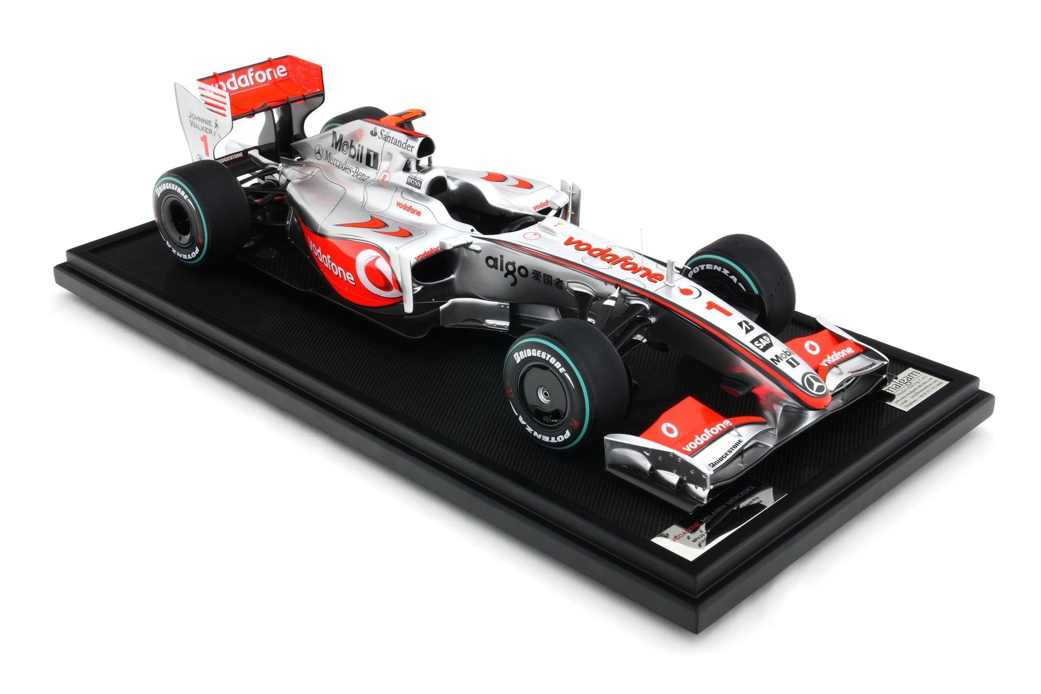Amalgam McLaren MP4-24 GP van Hongarije 2009