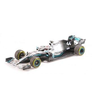 Minichamps Lewis Hamilton 2019 1:18