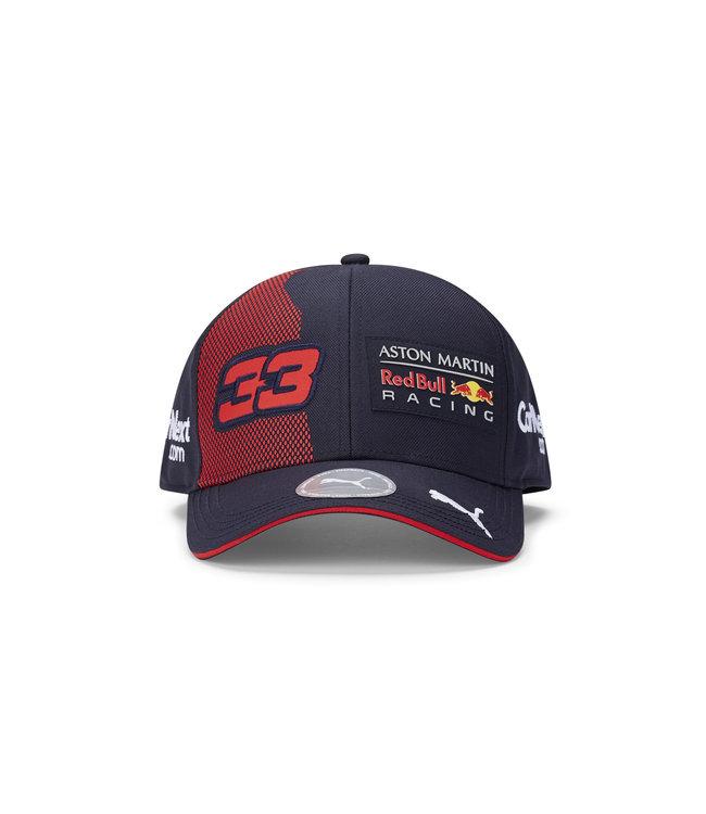 Red Bull Racing Max Verstappen Baseball Cap 2020