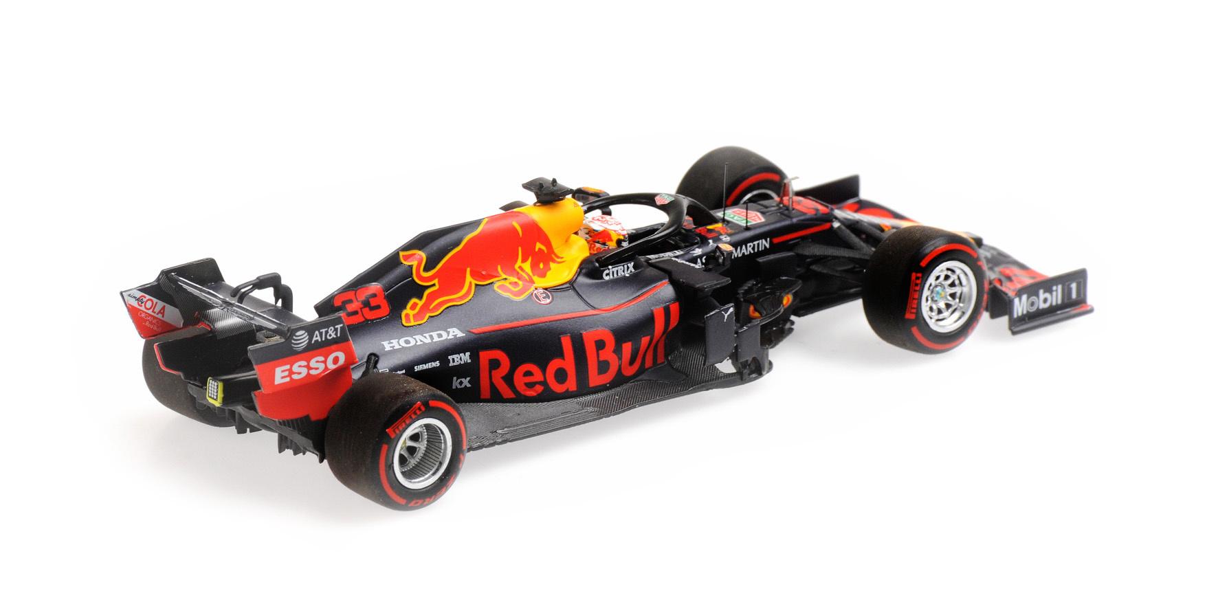 Minichamps Max Verstappen 1:43 modelauto  RB16 2020