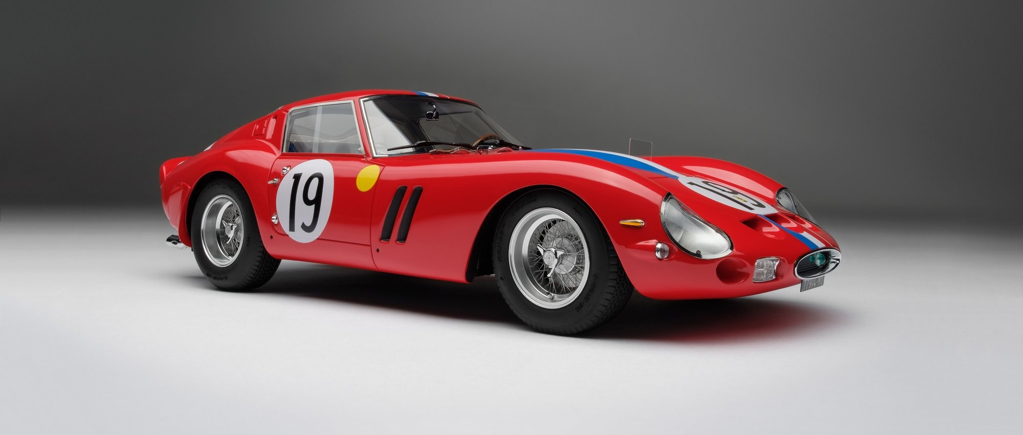 Amalgam Ferrari 250 GTO - 3705GT 1:18 - 1962 Le Mans Class Winner