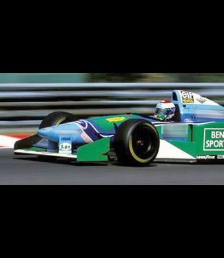 Minichamps Schaalmodel Jos Verstappen GP Hongarije 1994  1:18