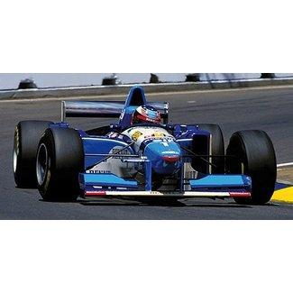 Minichamps Schaalmodel 1:18 Michael Schumacher - Worldchampion 1995