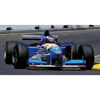 Minichamps Schaalmodel 1:12 Michael Schumacher - Worldchampion 1995