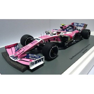 Spark Schaalmodel 1:18 Lance Stroll Racing Point