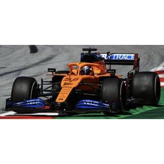 Minichamps 1:43 Schaalmodel Carlos Sainz McLaren 2020