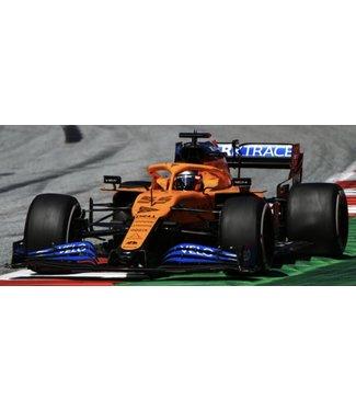 Minichamps Schaalmodel Carlos Sainz McLaren 2020 1:43