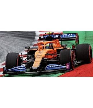 Minichamps Schaalmodel Lando Norris  McLaren 2020 1:43