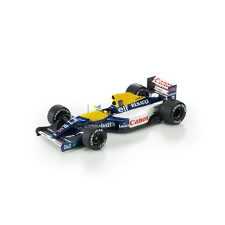 Top Marques  1:18 Williams FW14B Nigel Mansell 1992