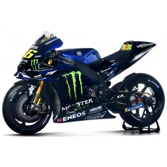 Minichamps Schaalmodel 1:12 Valentino Rossi Yamaha 2019