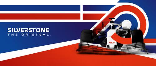 Lewis Hamilton niet te stoppen op circuit Silverstone
