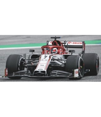 Minichamps Schaalmodel 1:18 Kimi Raikkonen Minichamps 2020