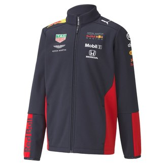 Red Bull Racing Kinder Softshell Jas 2020