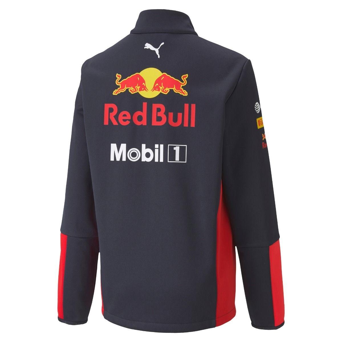 Red Bull Racing Kinder Softshell Jas 2020