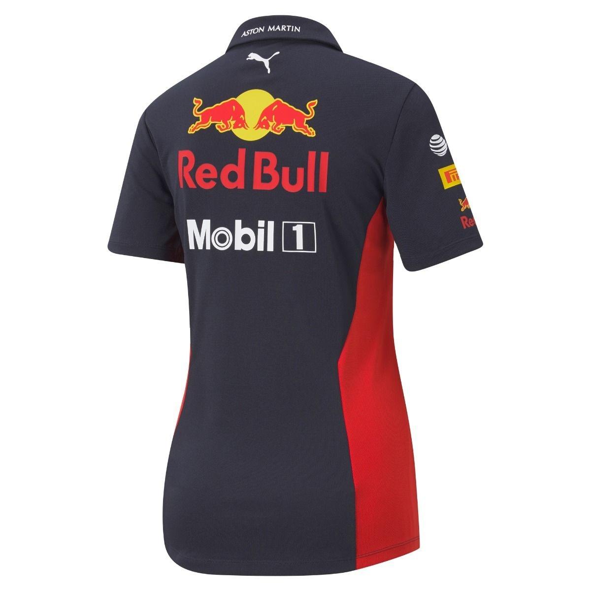 Red Bull Racing Dames Poloshirt 2020