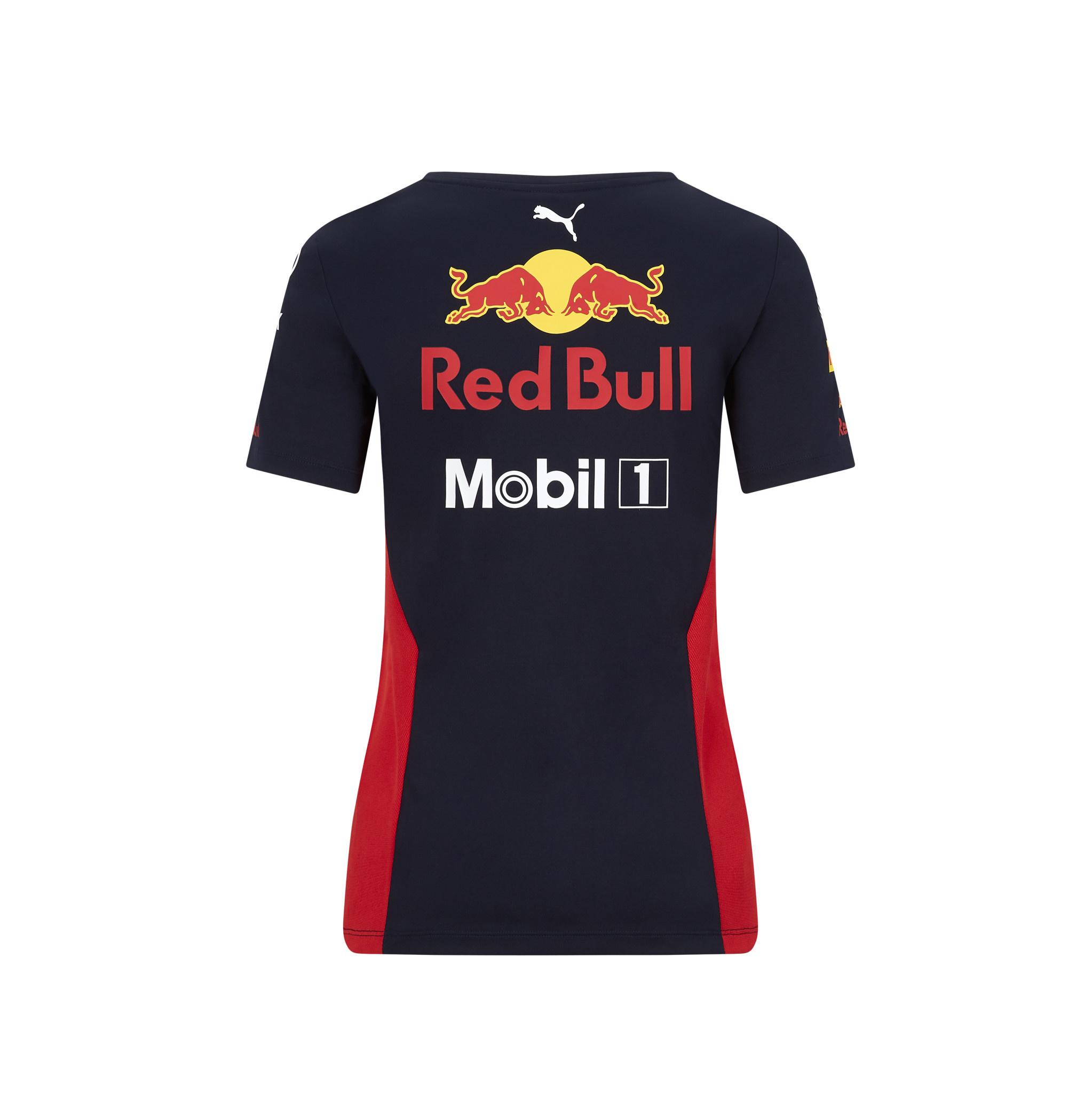 Red Bull Racing Dames Team T-Shirt 2020