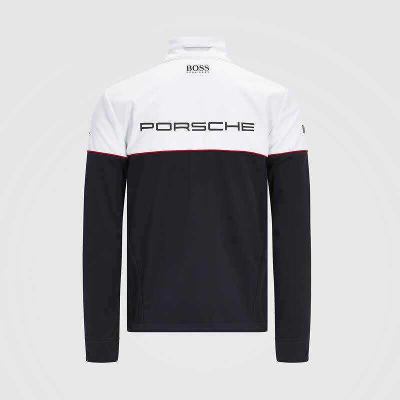 Porsche Heren Teamline Softshell Jas 2020