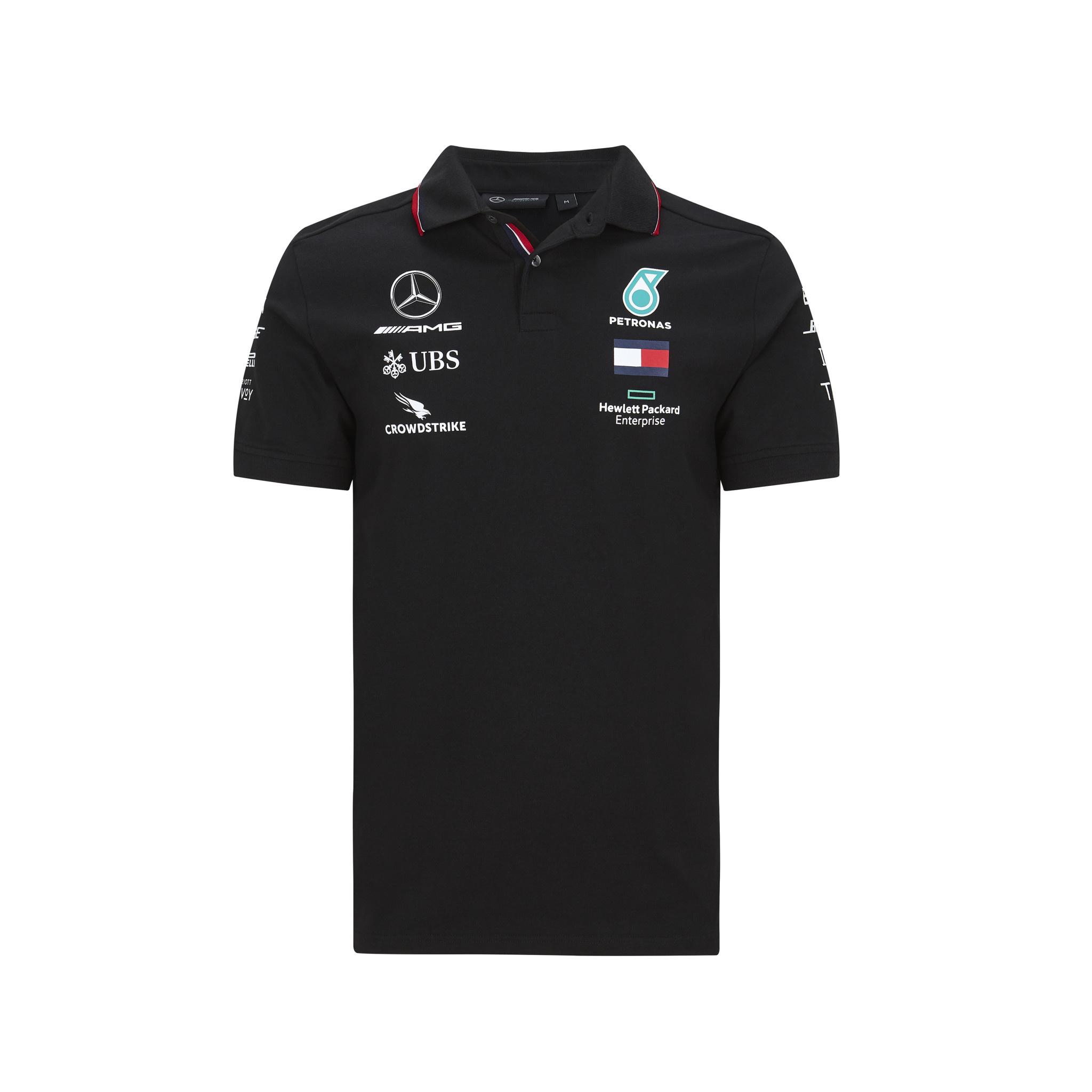 Mercedes Teamline Polo 2020