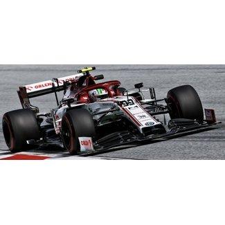 Minichamps Schaalmodel 1:43 Kimi Raikkonen Minichamps 2020