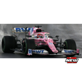 Minichamps 2020 Schaalmodel 1:43 Sergio Perez Racing Point