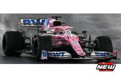 Minichamps Schaalmodel Sergio Perez 1:43 Racing Point