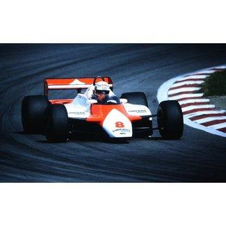 Minichamps 1:43 schaalmodel Niki Lauda 1982 McLaren TAG MP4/1B