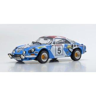Kyosho schaalmodel Renault Alpine 1:18 A110