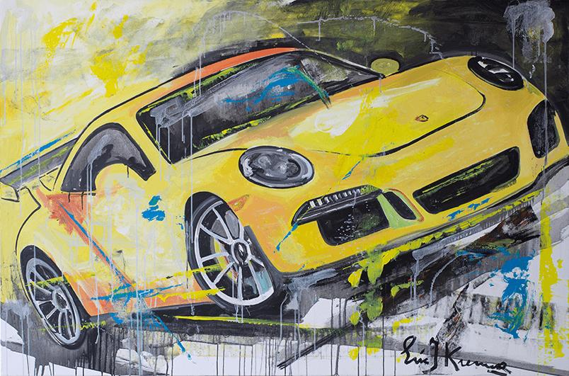 Porsche Geel | Eric jan Kremer