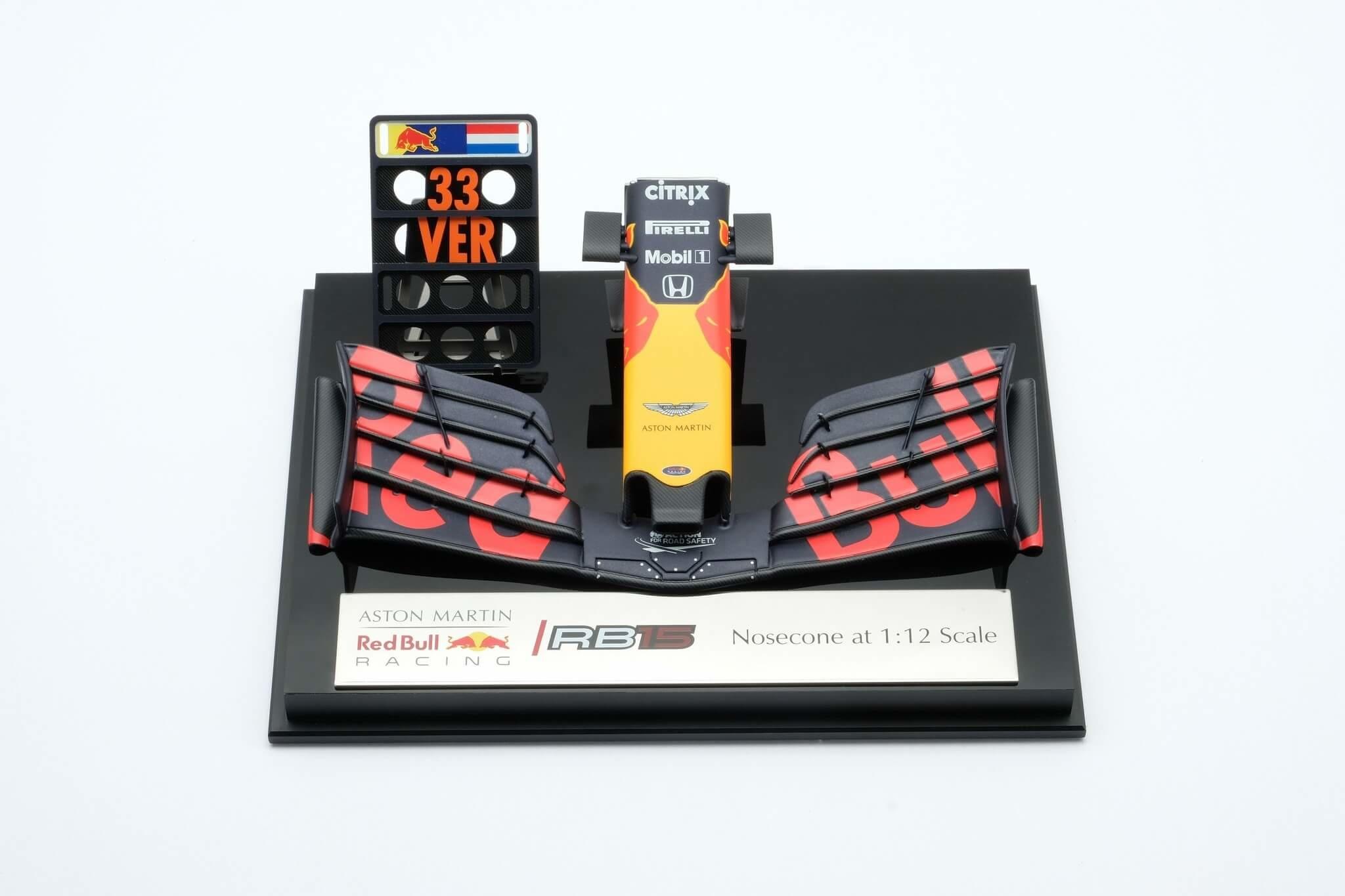 Amalgam Aston Martin Red Bull Racing RB15 Voorvleugel