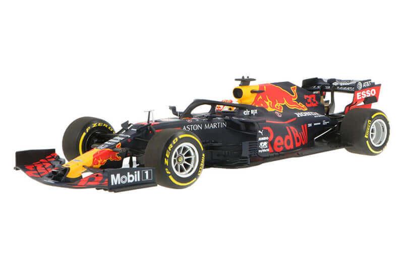 Minichamps Max Verstappen 1:18 RB16 Minichamps  2020 GP van Stiermarken