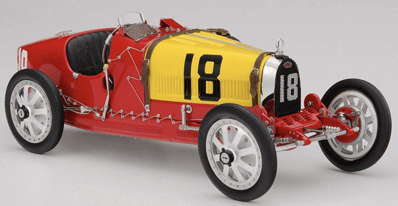 CMC Bugatti T-35-Spain schaalmodel Limited Edition