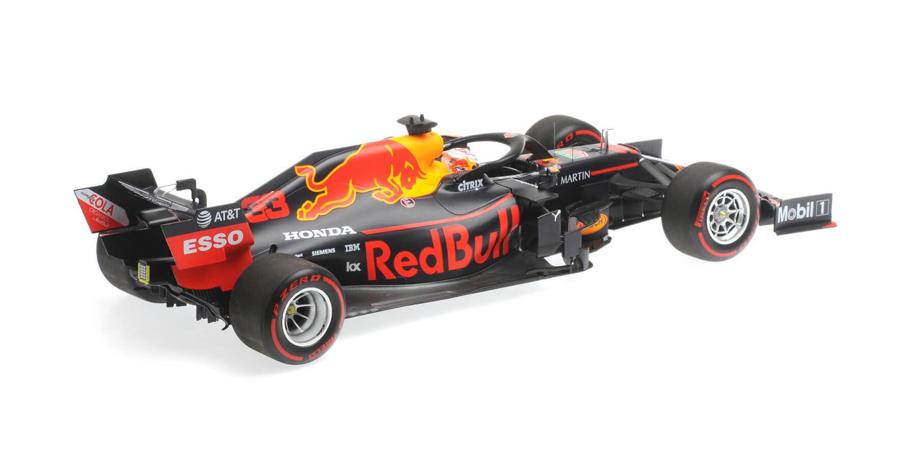 Minichamps Max Verstappen raceauto RB15 1:18 | Minichamps | 2019