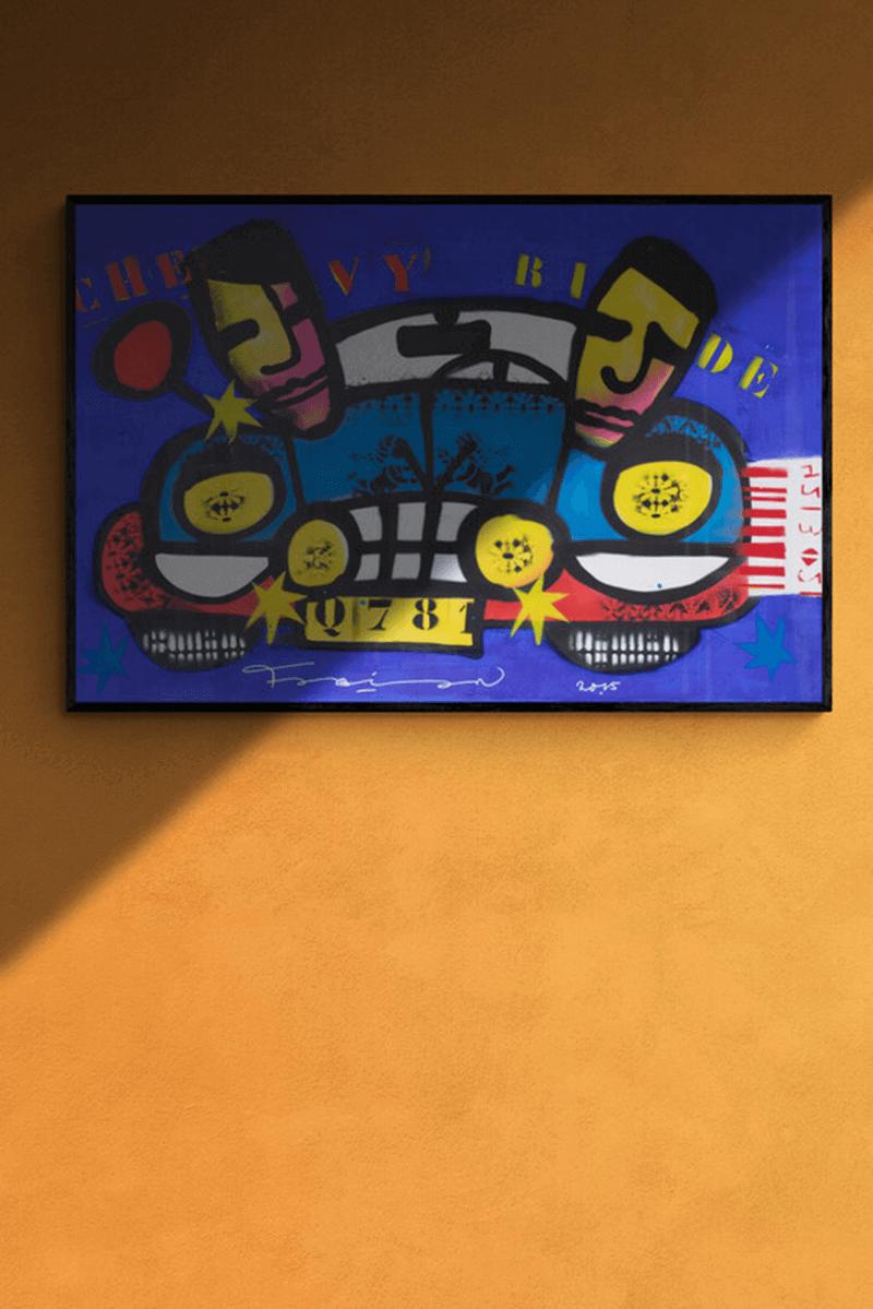 Chevy Ride - Fabian