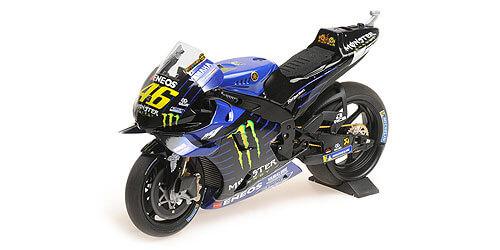 Minichamps 2020 Yamaha YZR-M1 Monster Energy Yamaha MotoGP Rossi 1:12