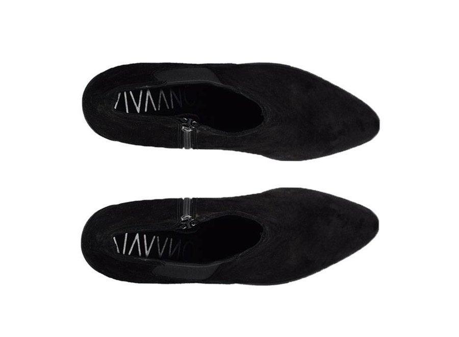 Black ankleboot Bertine
