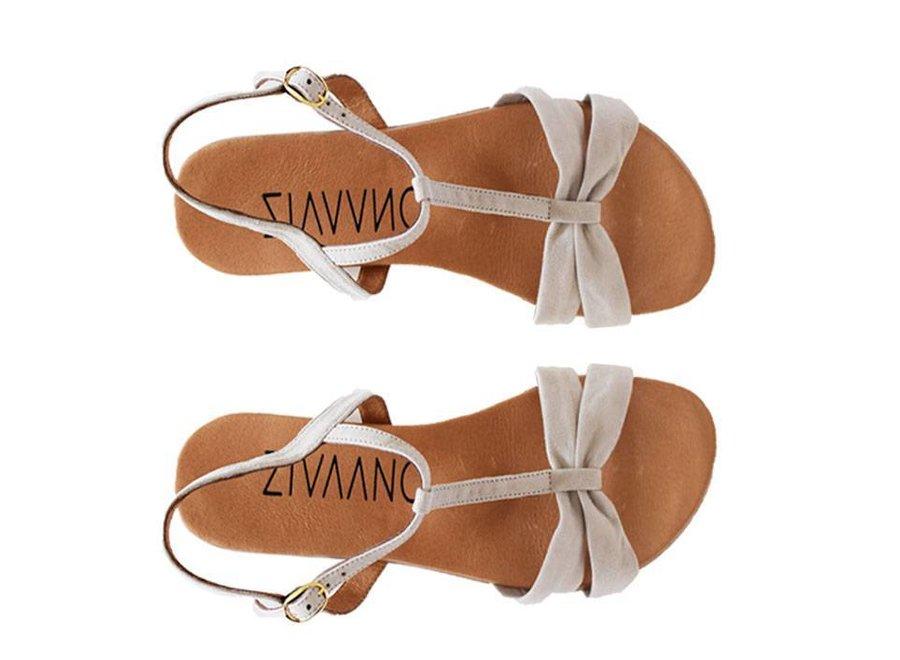 Beige sandaal Aimee