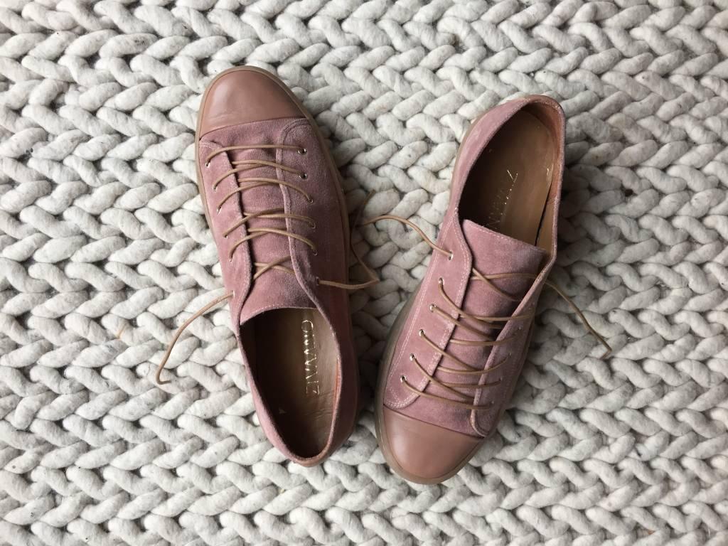 Vanaf januari 2018 ook sneakers  in de collectie van Zivaano