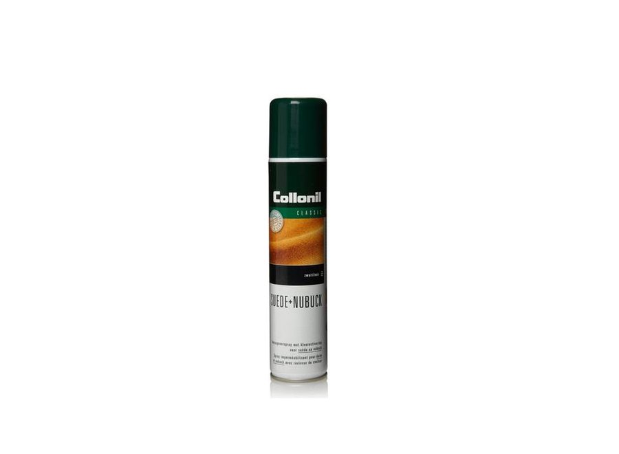 Collonil Suède Spray Zwart - 200 ml