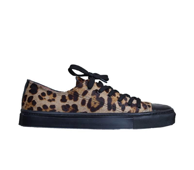 Sneaker Joske - Leopard
