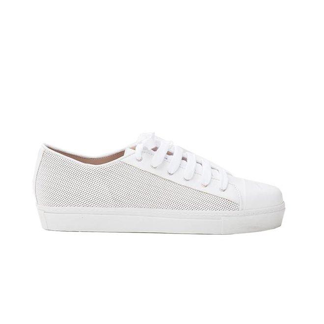 Sneaker Joske - wit