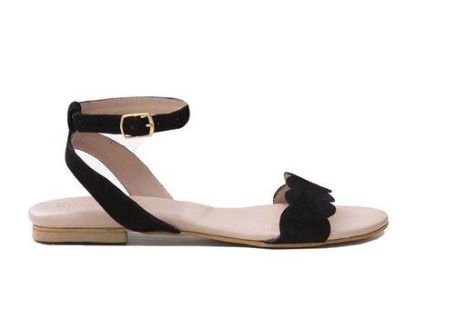 Sandaal Elin - zwart