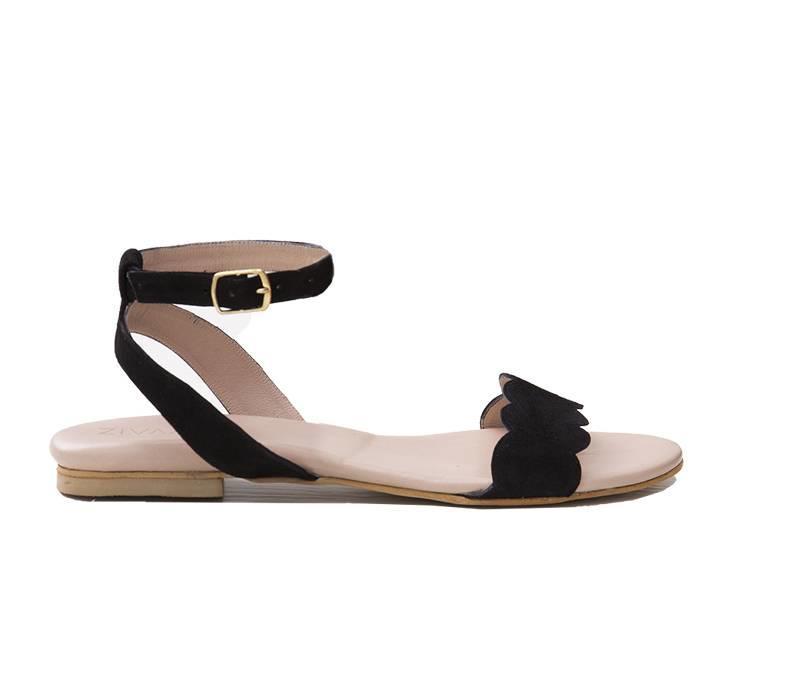 Sandal Elin - black