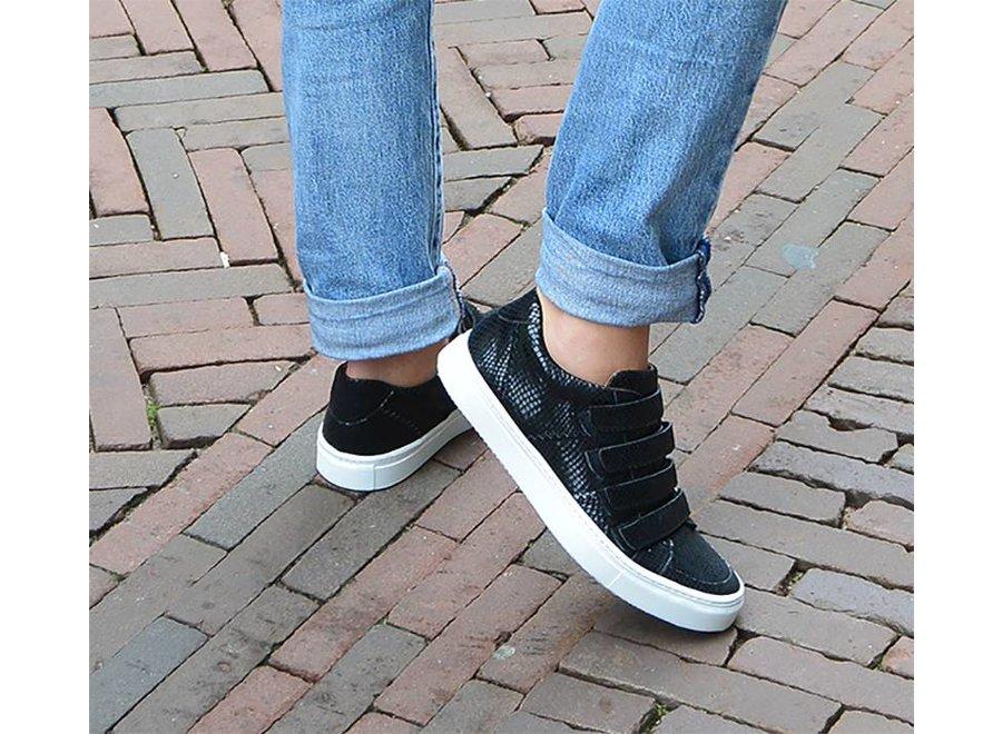 Sneaker Mattia - black